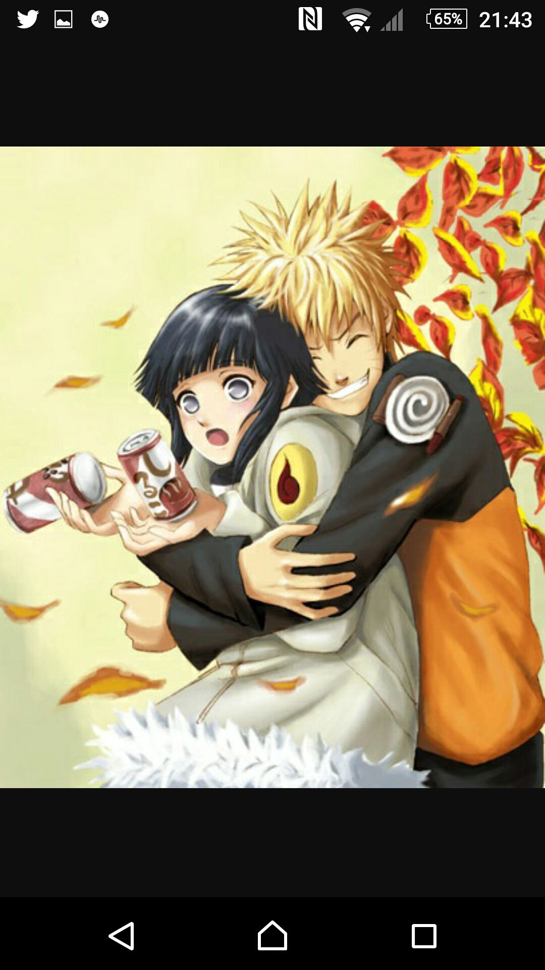 Naruto x hinata lemon