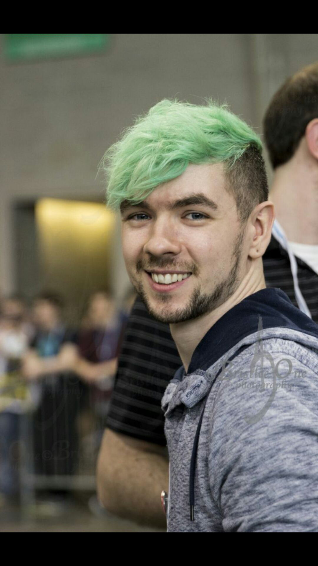 I saw him standing there jacksepticeye x reader meet and greet a love story between sen mcloughlin and yn kristyandbryce Choice Image