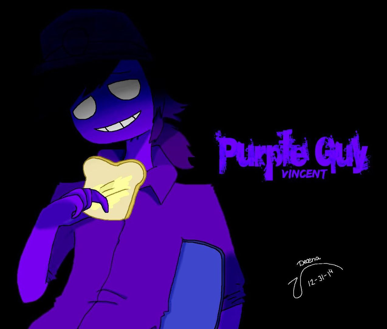 Mike x reader x vincent meeting the purple guy page 1 wattpad