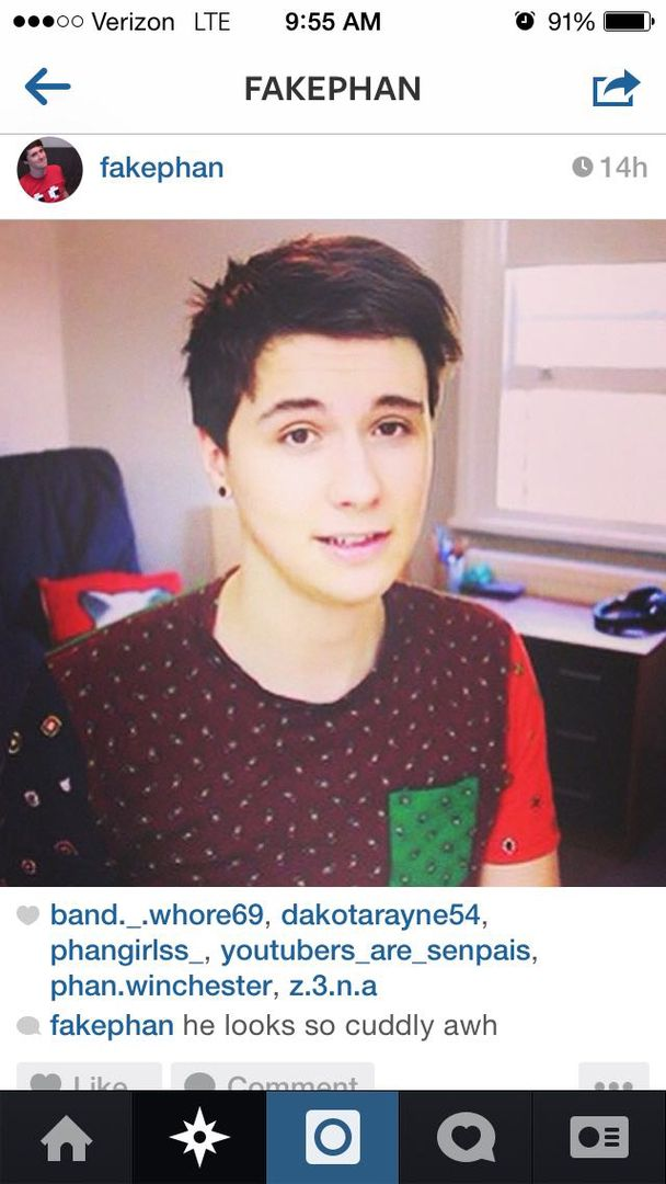 Dan Howell Accidentally Stirs up Drama with 'Shady ...