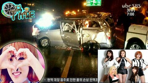 Kpop Issues 10 Kpop Car Accidents Wattpad