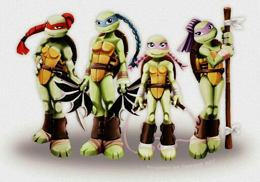 Tmnt Gender Swap Chapter 2 Donnie What Did You Do Wattpad - Www