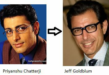 hollywood amp bollywood look alikes priyanshu chatterji