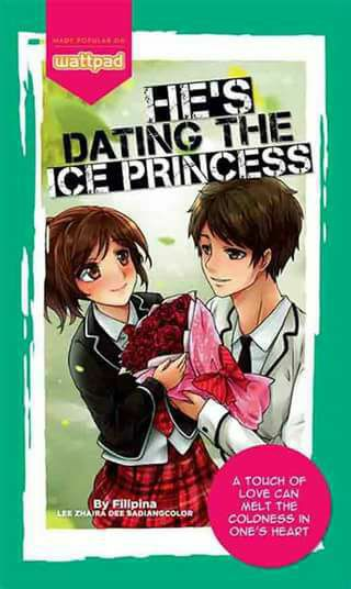 shes dating the ice princess book 2 Ganda ng story na to grabe lalo na ung book2 nakakaloka ung exo thingy.