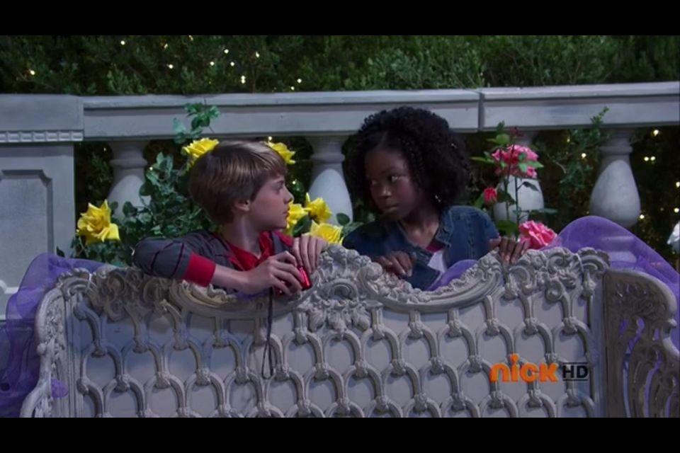 Henry and Charlotte (Henry Danger FanFic) - Fast Forward