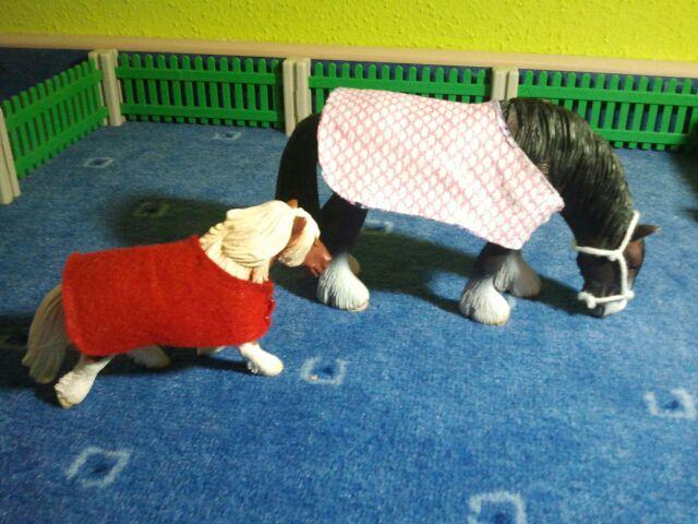 schleich pferde sachen selber machen pferde und pony decke variante 1 wattpad. Black Bedroom Furniture Sets. Home Design Ideas
