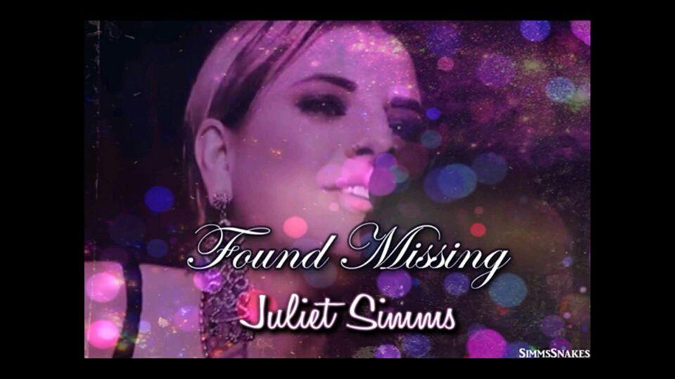 Juliet Simms 3oh3 Missing Juliet Simms