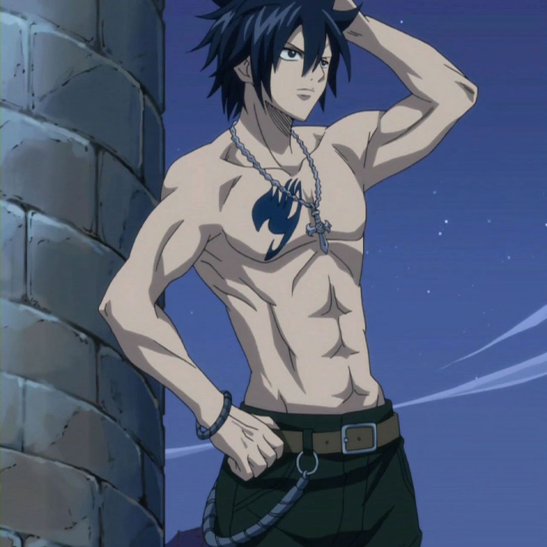 Fairy Tail Lemons - Gray Fullbuster x Reader - Wattpad