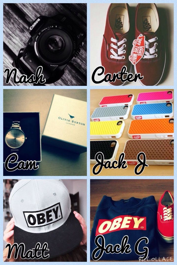 Magcon Preferences What You Him For His Birthday Part 1 Wattpad