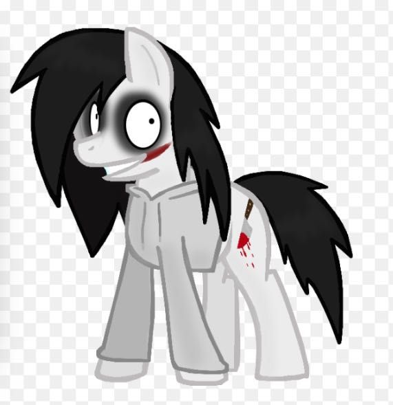 Ponys - Creepypasta mlp part 5:jeff the killer?!?!! - Wattpad