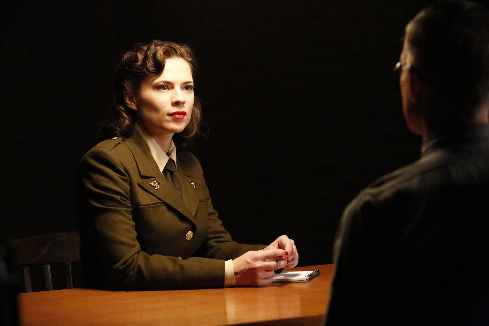 Another Chance(Captain America and Peggy Carter ...