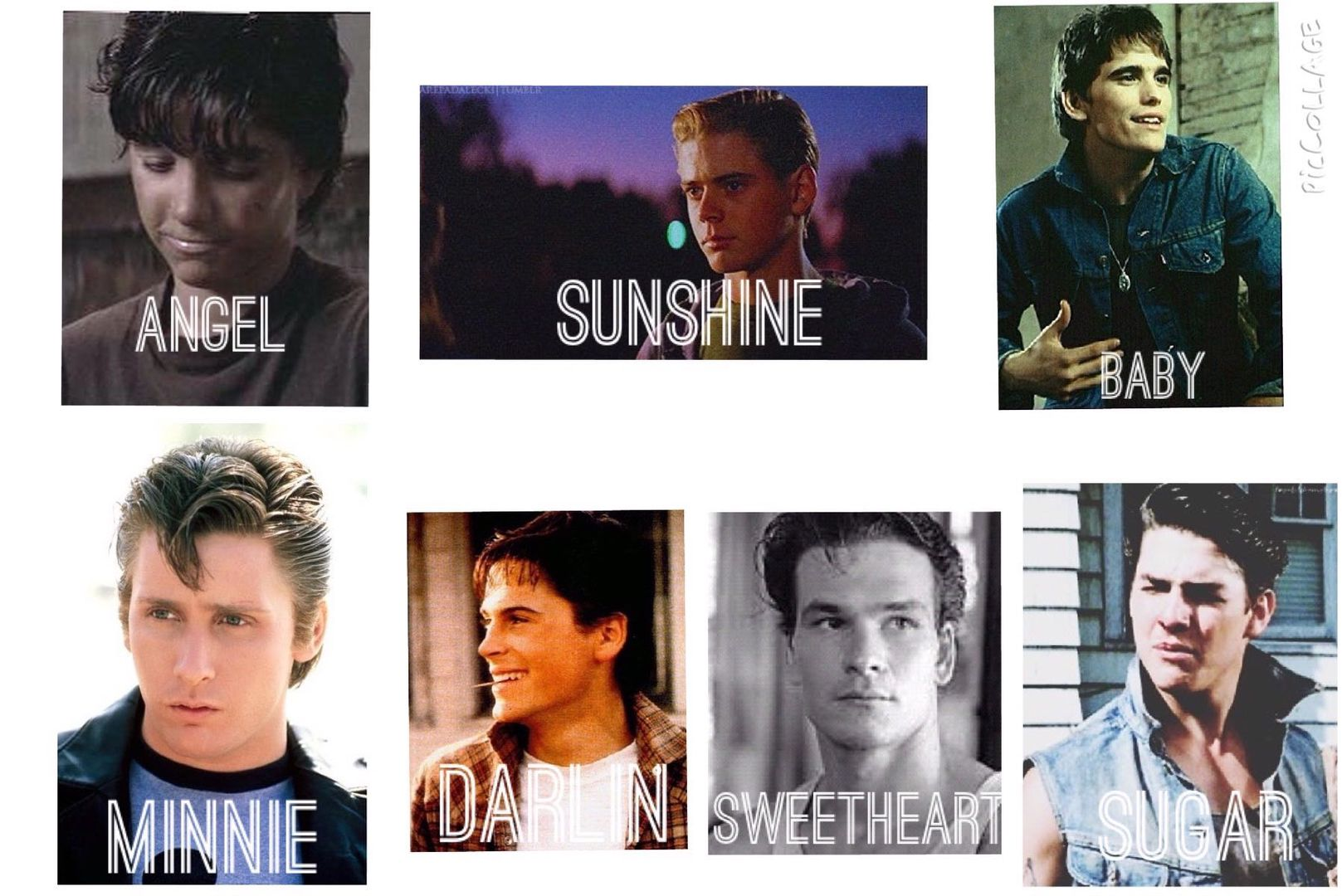 The Outsiders Preferences Wattpad Related Keywords & Suggestions
