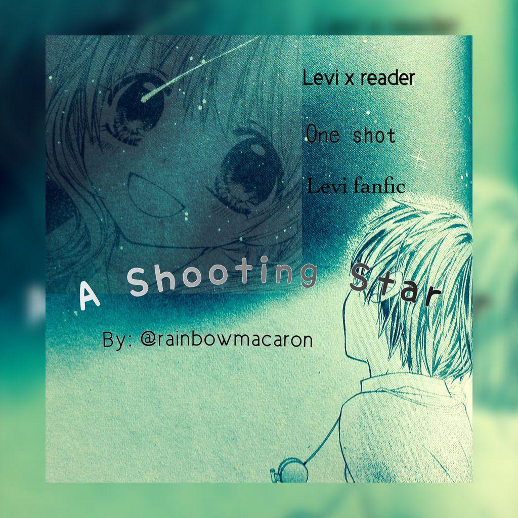 Hey idiot, I love you (LevixReader Oneshot) - A Shooting Star - Wattpad