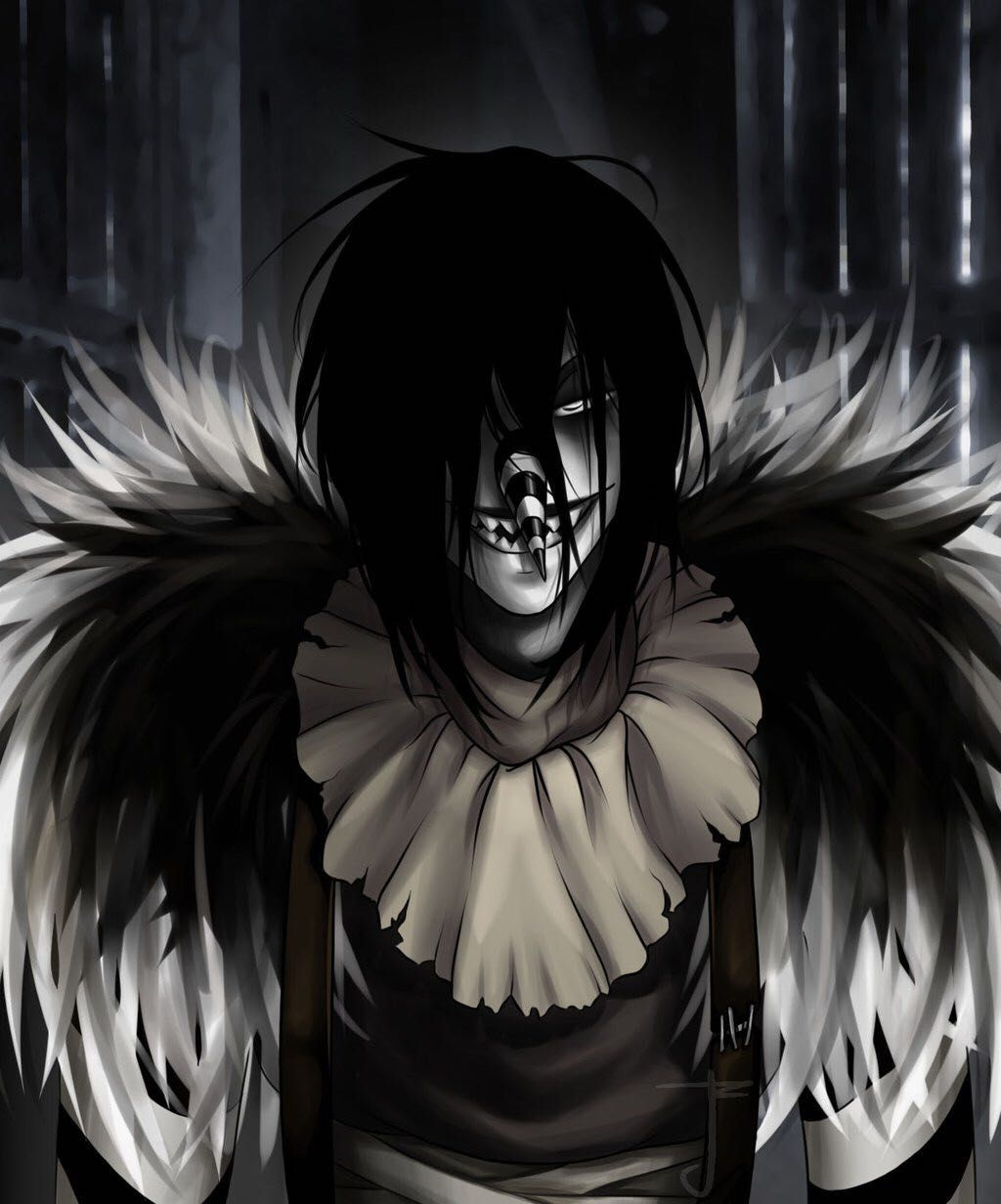 Creepypasta Lemons - {Laughing Jack X Reader}{ Grounded
