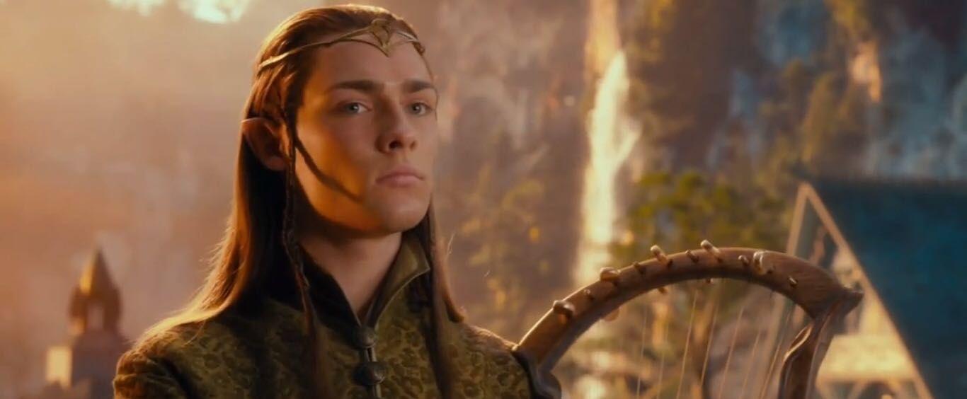 Lord Of The Rings Elvish Goodbye