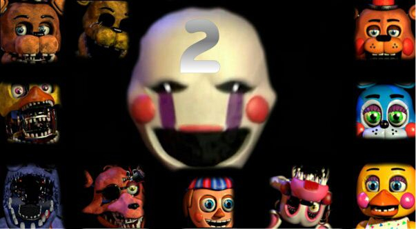 Five nights at freddy s 2 ghidul capitolul iii wattpad