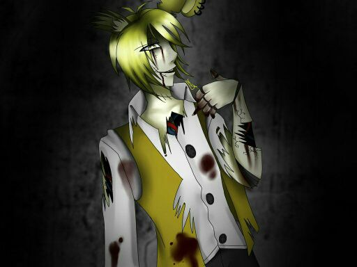 Just gold golden freddy x reader springtrap wattpad