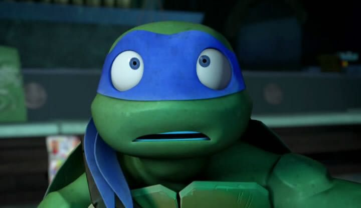 Let Me Love You Tmnt Leo X Reader First Kissthe Brothers Spy On