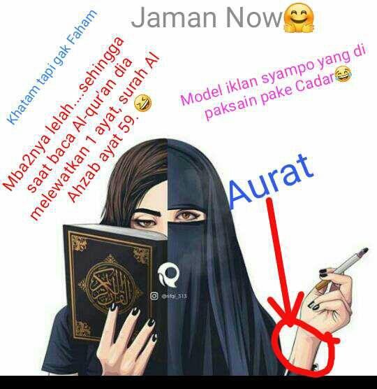 Yuk Belajar Islam Gambar Jaman Now Wattpad
