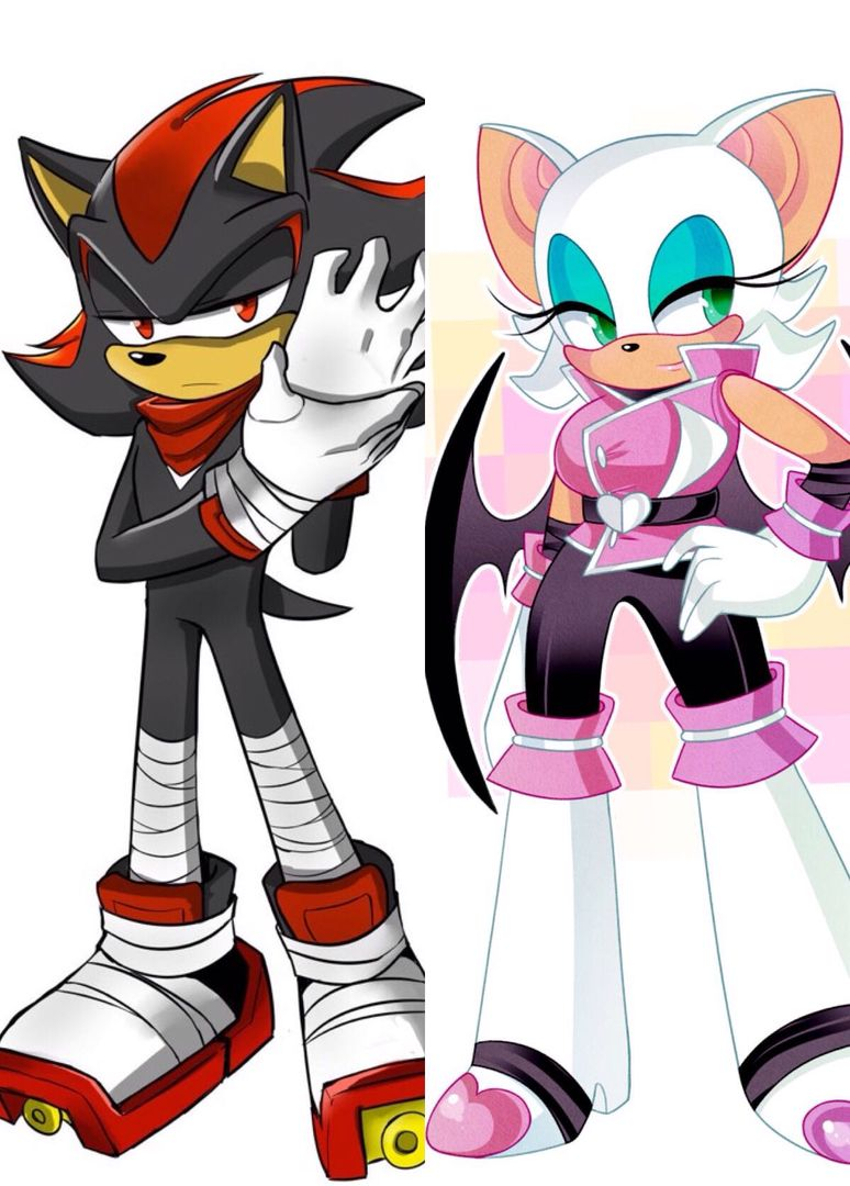 Amy Rose And Rouge Kiss sonic boom:a sweet secret(sonamy fanfic) - chapter 4
