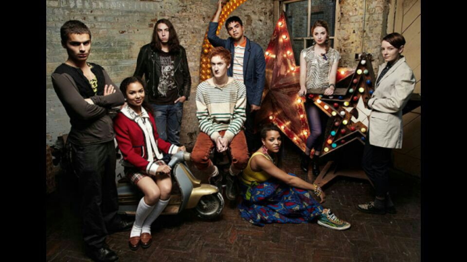 All About The Show Skins - Series 6 - Page 1 - Wattpad
