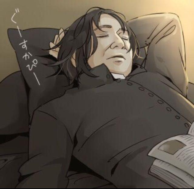 Alive at Last (Severus Snape + Hermione Granger Fic) - The