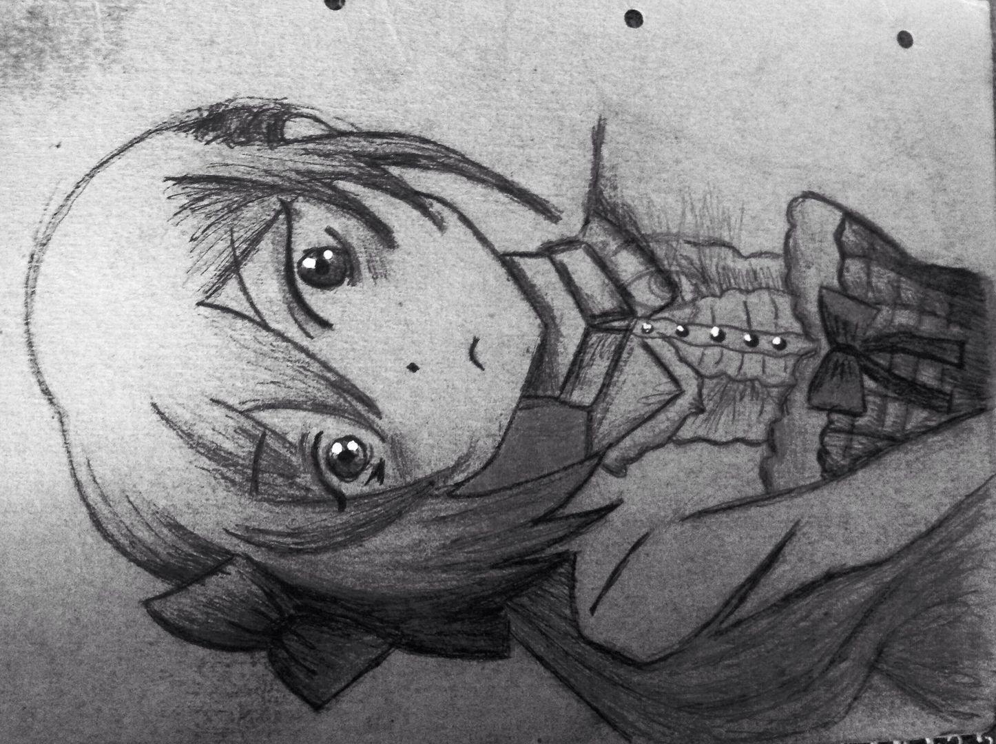 Meine Skizzen Und Zeichnungen Anime Girl Wattpad