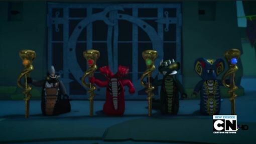 Serpentine x Reader (Ninjago Fanfic) [Requests Closed] - Pythor x