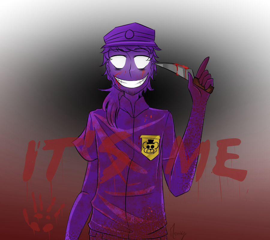 Killer Love (Purple Guy X Reader)