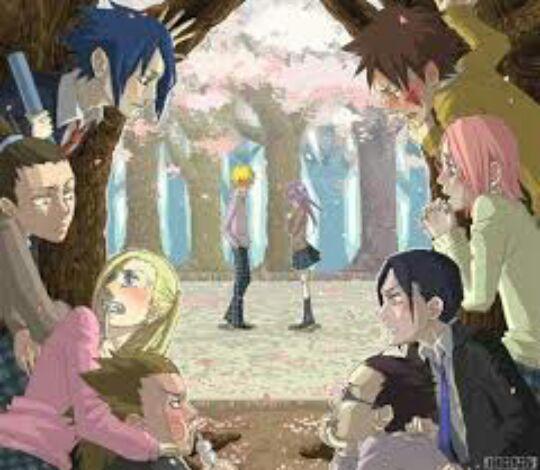 Amor shinobi - Naruto e Hinata namorando . - Wattpad