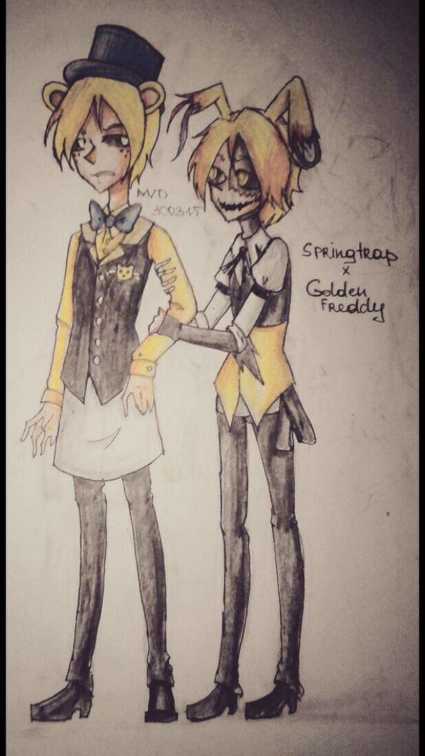 Freddy x springtrap smut toyfreddy x toybonnie fem bonnie x chica add
