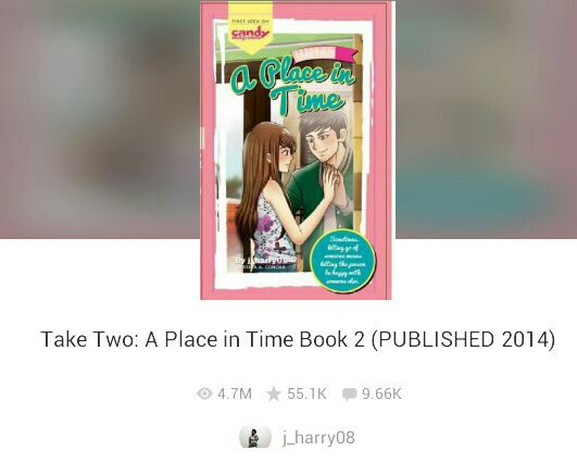 A Place In Time Book 2