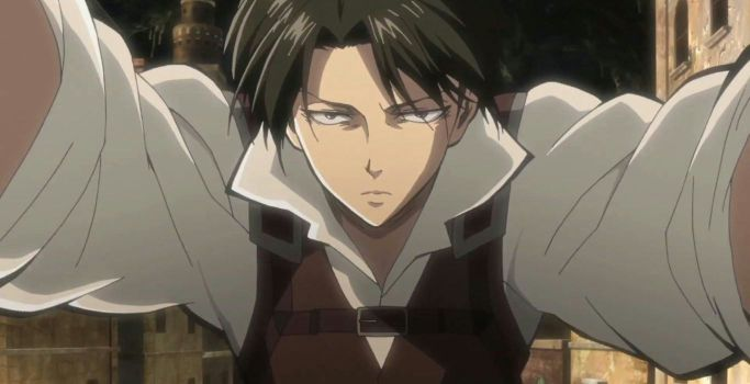 161c243mo invocar personajes anime levi ackerman shingeki