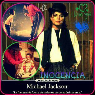 Dancing The Dream Michael Jackson 9 Reflexión Inocencia
