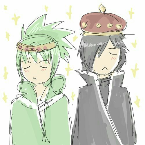 fairy tail worst ships w   pictures - hisui x rouge