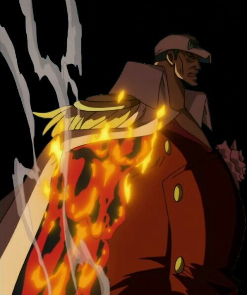 One Piece one shots  - Akainu x Reader  Soft hearted  - Wattpad