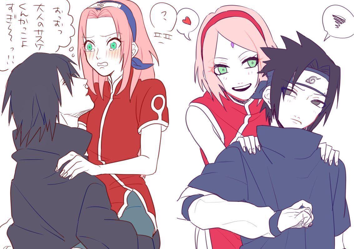 Amor entre hermanos ️ (sasusaku) - Conociendo a Sasuke