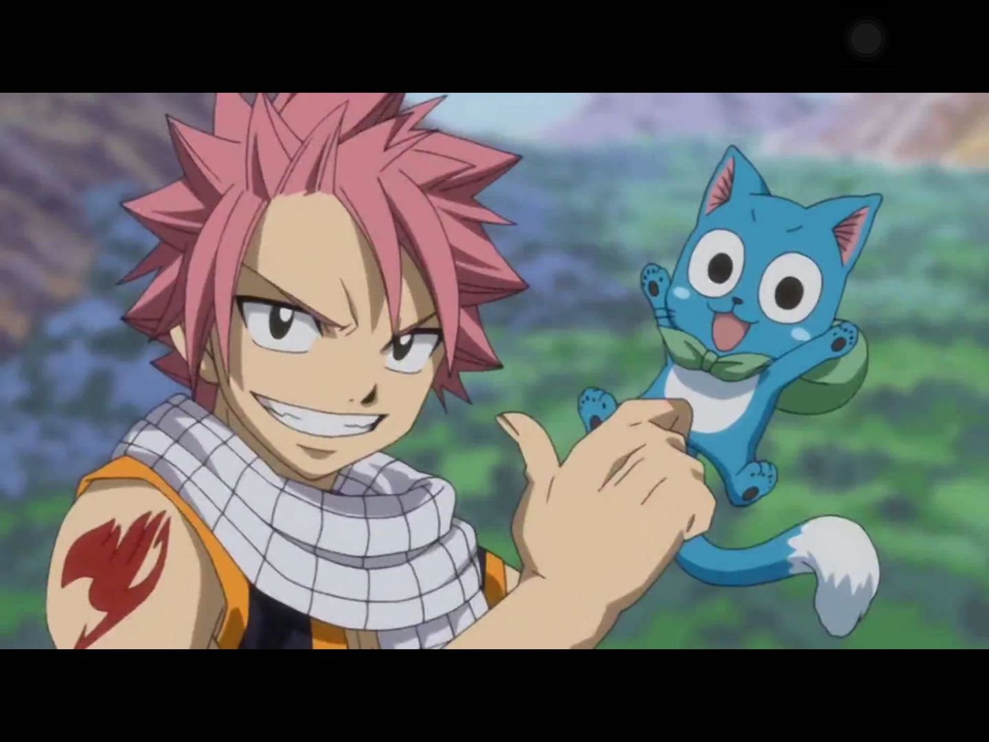 fairy tail amp soul eater pictures pt 2 natsu and happy