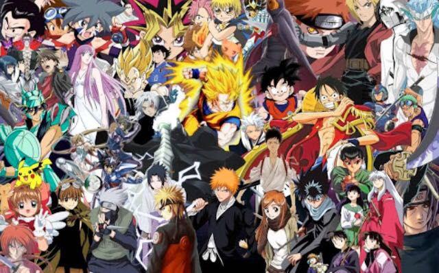 anime türleri ile ilgili görsel sonucu