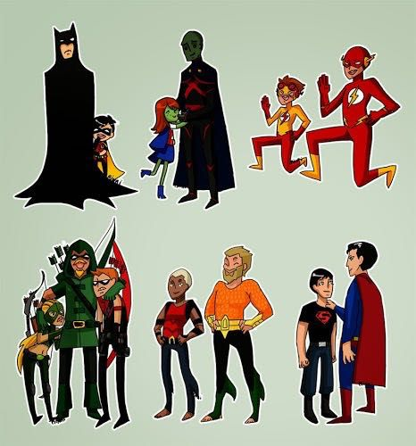 Young Justice Imagines - Arsenal - Wattpad