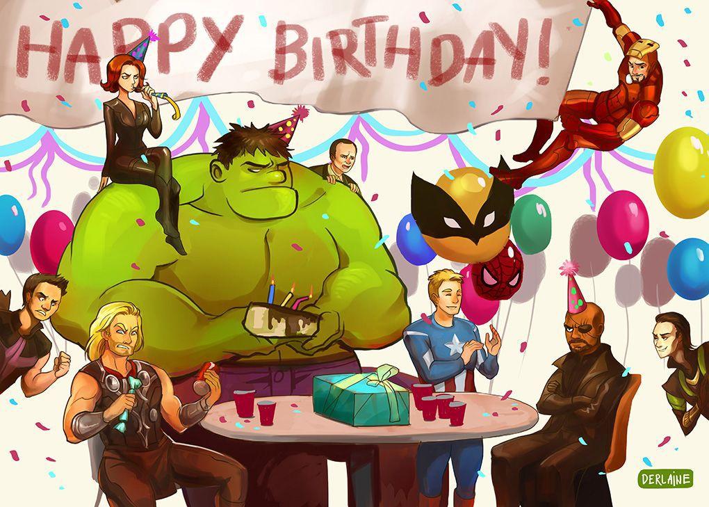 Avengers Parent Preferences/Imagines - Birthday Presents - Wattpad