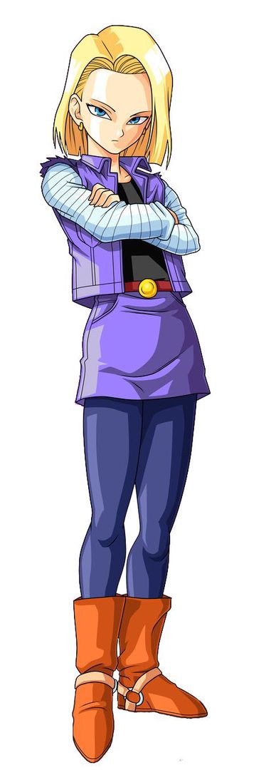 Yuri one shots android 18 dragon ball z x reader not a lemon