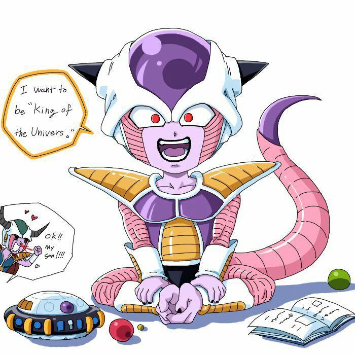 Dragon Ball Z Oneshots - Yandere Frizea X Shy Human Reader - Wattpad