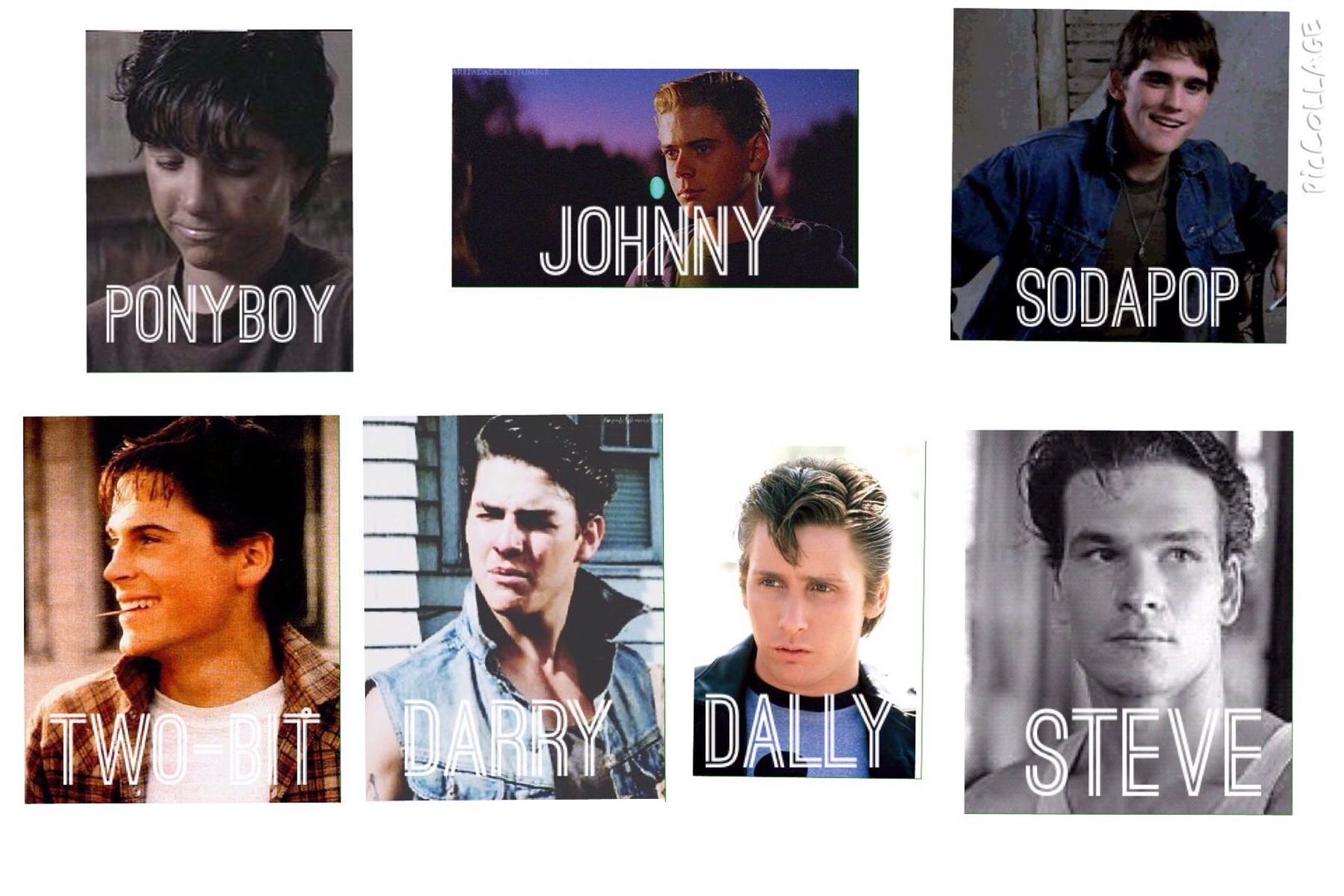 The Outsiders Preferences 134 Your Child S Favorite