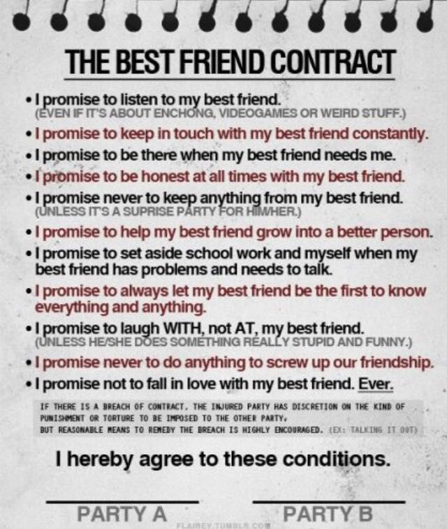 Best friends quotes the best friend contract wattpad best bestfriend bestfriendquotes bestie fiction friend quotes teen thecheapjerseys Gallery