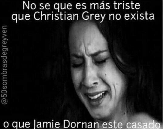 Frases Y Mas De 50 Sombras De Grey Triste Realidad Foto