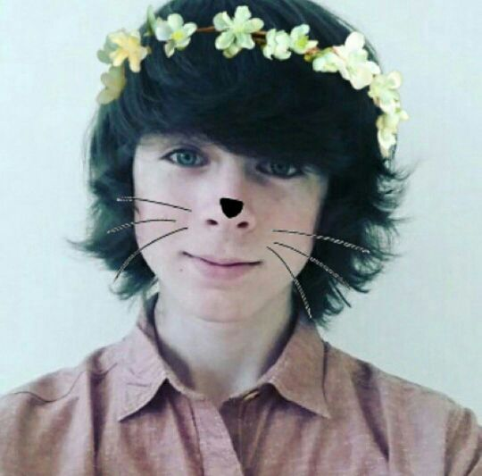 Chandler Riggs Carl Grimes Imagines Chandler Riggs And Christian Wattpad