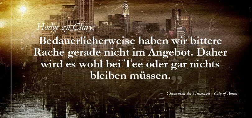 Chroniken Der Unterwelt Zitate City Of Bones Wattpad