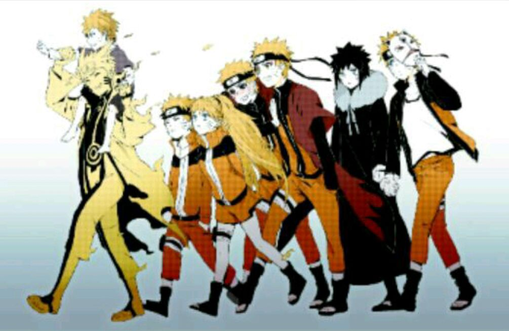 Naruto is neglected for his jinchuriki siblings
