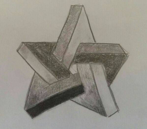 My Drawings Stern Optische Täuschung Wattpad